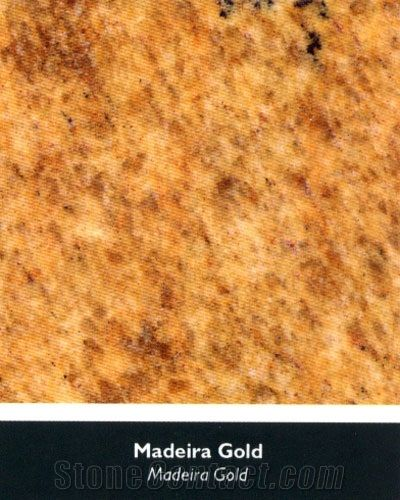Ouro Brazil Granite Kitchen: Madeira Gold Granite Slabs Tiles, India Yellow Granite