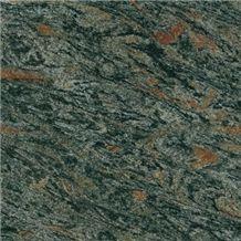 Ita Green Granite Slabs & Tiles, Brazil Green Granite