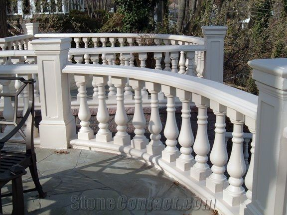Cast Stone Balustrade From United States Stonecontact Com