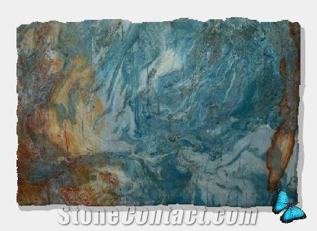 Blue Bay Granite Slabs From Brazil Stonecontact Com
