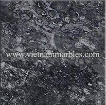 Black Vein Marble Slabs & Tiles, Viet Nam Black Marble