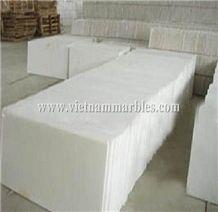 Pure White Marble Slabs & Tiles, Viet Nam White Marble