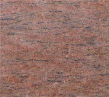 Red Vitoria Granite Slabs & Tiles