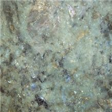 Labradorite Blue Granite Slabs & Tiles, Madagascar Blue Granite