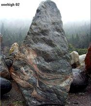 Granite Garden Stone Rock