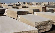 Indiana Limestone Block Slabs & Tiles, United States Beige Limestone