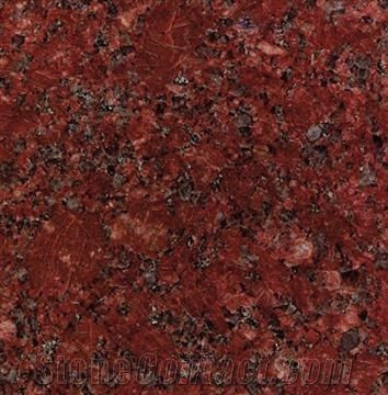 New Imperial Red Granite From Italy 7835 Stonecontact Com