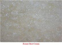 Romer Best Cream Marble Slab & Tile