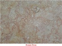 Romer Rosa Marble Slabs & Tiles