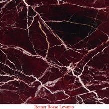 Rosso Levanto Marble - Elazig Cherry Marble Slab & Tile