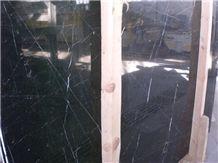 Black Pearl Marble Tile & Slabs