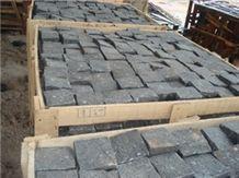 Grey Basalt Cubes