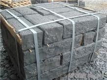 Vietnam Black Basalt Kerbstone