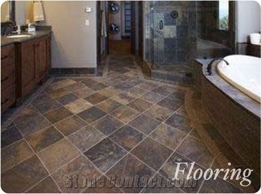 Slate Floor Tiles From United States 29692 Stonecontact Com