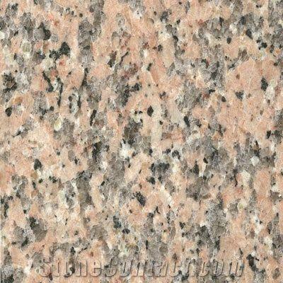 Spain Pink Granite Slabs Tiles