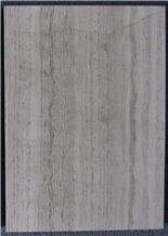 Teak Wood Marble Slabs & Tiles