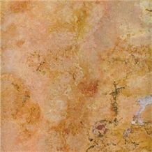 Sedona Mexican Red Travertine