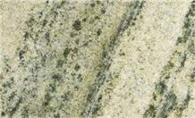 Verde Pantanal Granite Slabs & Tiles, Brazil Green Granite