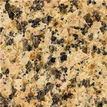 Quy Nhon Yellow Granite Slabs & Tiles, Viet Nam Yellow Granite