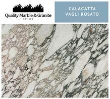 Calacatta Vagli Rosato Marble