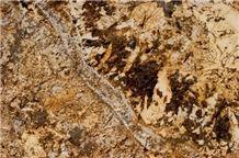 Golden Beach Granite Slabs & Tiles, Brazil Yellow Granite