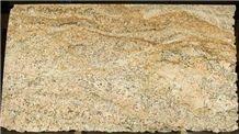 Juparana Cascadura Granite Slabs, Brazil Yellow Granite