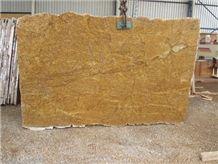 Copper Canyon Granite Slabs & Tiles, Brazil Brown Granite