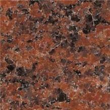 Rosso Vanga Granite Slabs & Tiles, Sweden Red Granite