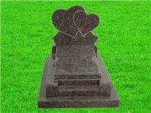 Kinawa Granite Heart Monuments Pm-Fr-10