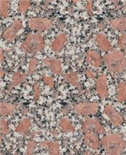 Lushan Pearl Red Granite Slabs & Tiles, China Red Granite