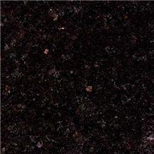 Stargate Cosmos Granite Slabs & Tiles, Brazil Black Granite