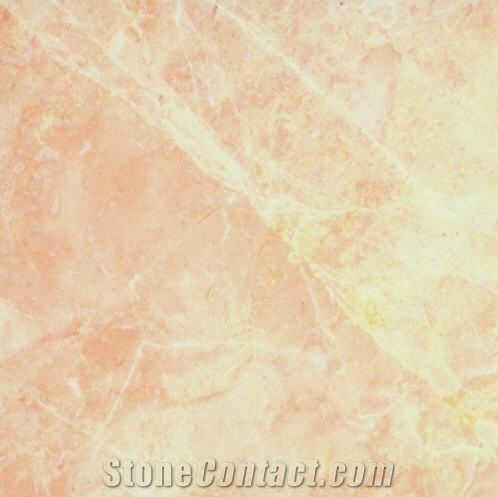 Breccia Onicata Damascata Peach Marble From United States