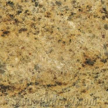 Sahara Gold Golden Fantasy Granite From Italy