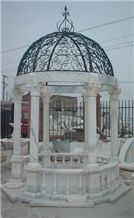 Hand Carved Marble Gazebos