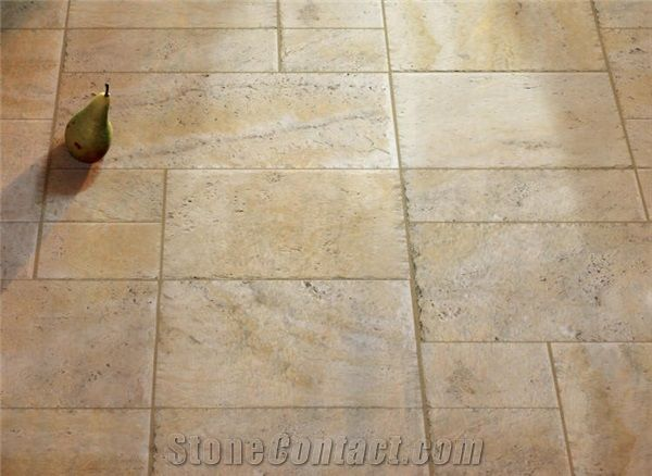 Chiseled Edge Travertine Pattern From United States 20452