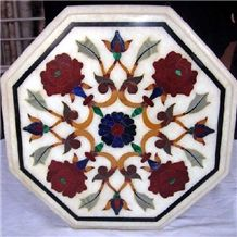 Inlay Marble Tabletops