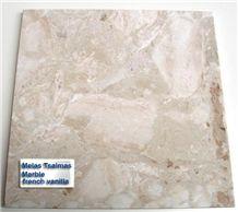 Turkey French Vanilla Marble Slabs & Tiles, Turkey Beige Marble