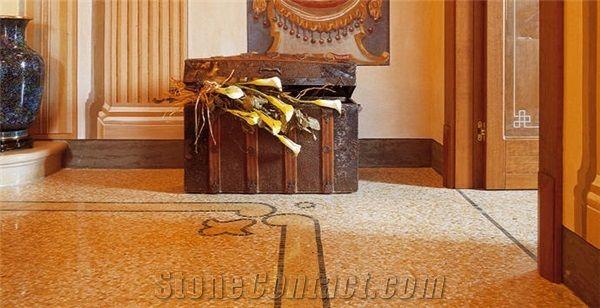 Venetian Terrazzo Floors And Mosaics From Italy