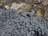 Vietnam Black Basalt Cobble Stone