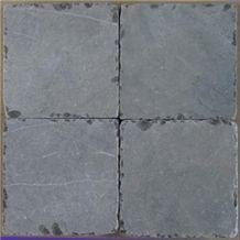 Vietnam Blue Stone Paving Tile, Grey Bluestone Cube Stone & Pavers