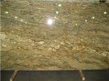 Amazon Gold Granite Slab