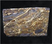 Blue Storm Granite Slab
