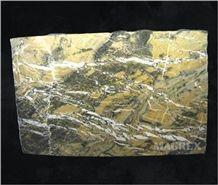 Brazilian Arabescato Marble Slabs & Tiles, Brazil Grey Marble