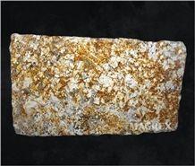 Colonial Treasure Granite Slabs & Tiles, Brazil Yellow Granite