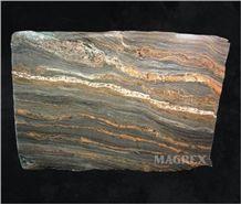 Magma Bordeaux Granite Slabs & Tiles, Brazil Brown Granite