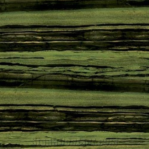 Verde Bamboo Granite Slabs Tiles Brazil Green Granite