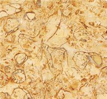 Desert Flower Marble Slabs & Tiles, Oman Brown Marble