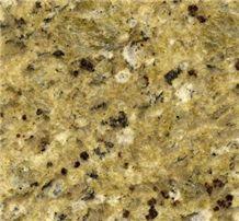 Desert Amarillo Granite Slabs Tiles From Brazil