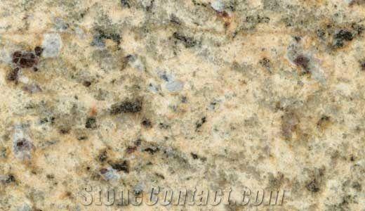 Giallo Vitoria Granite Slabs Tiles From Brazil