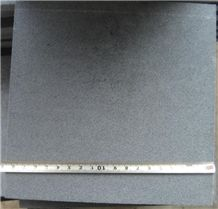 Hainan Grey Basalt Slabs & Tiles, China Grey Basalt
